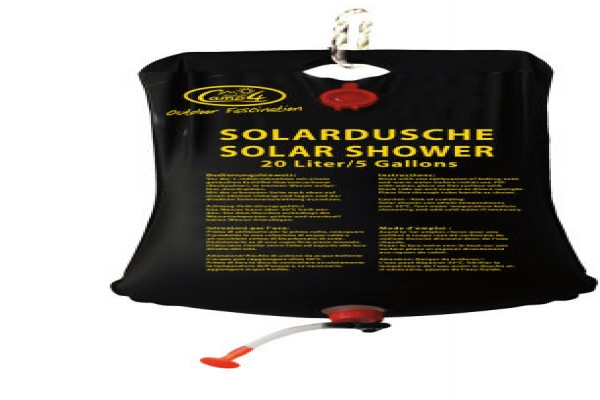 Ducha solar CAMP4 20l