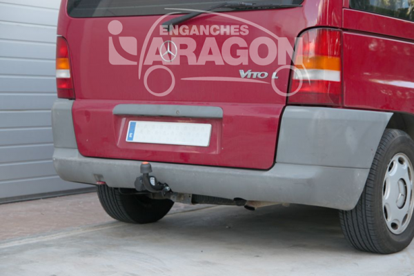 Enganche Mercedes Vito hasta 2003