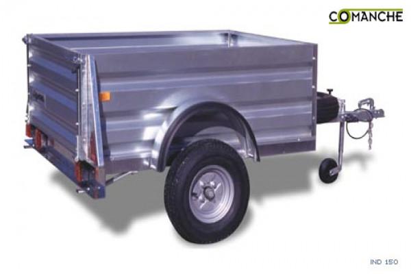 Remolque Comanche Industrial150