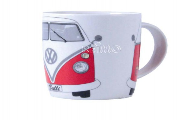 Tasse collection VW red