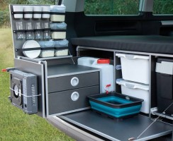 Mueble CAMPINGBOX para California y Multivan
