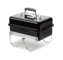 Barbacoa WEBER Go-Anywhere Black
