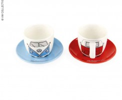 Joc de 2 tasses Expresso VW Collection